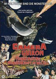 Gamera gegen Guiron - Frankensteins Monsterkampf im Weltall (1969) [FSK 18]