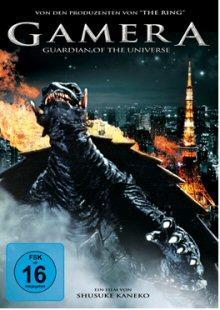 Gamera - Guardian of the Universe (2 DVDs + Blu-ray, Mediabook) (1995) [Blu-ray]