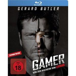 Gamer (Limited Steelbook, Extended Version) (2009) [FSK 18] [Blu-ray]