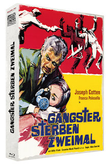 Gangster sterben zweimal (Special Edition) (1968) [FSK 18] [Blu-ray]