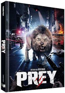 Prey - Beutejagd (Limited Mediabook, Blu-ray+DVD, Cover B) (2016) [FSK 18] [Blu-ray]
