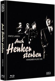 Auch Henker sterben (Limited Mediabook, Blu-ray+DVD, Cover C) (1943) [Blu-ray]