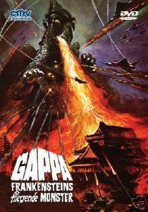 Gappa - Frankensteins fliegende Monster (Kleine Hartbox) (1967)