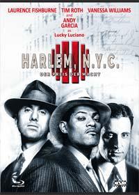 Harlem N.Y.C. (Limited Mediabook, Blu-ray+DVD, Cover D) (1997) [Blu-ray]