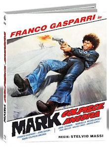 Mark Colpisce Ancora (The .44 Specialist) (Limited Mediabook, Cover B) (1976) [FSK 18] [Blu-ray]