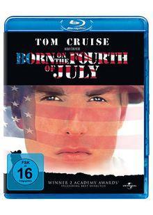 Geboren am 4. Juli (1989) [Blu-ray]