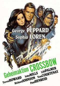 Geheimaktion Crossbow (1965)