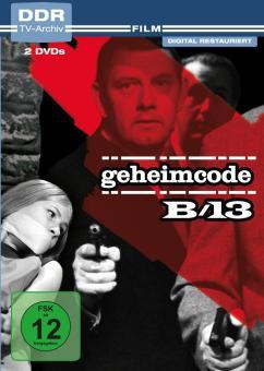 Geheimcode B 13 (2 DVDs) (1967)