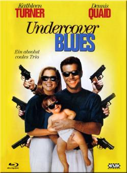 Undercover Blues (Limited Mediabook, Blu-ray+DVD, Cover B) (1993) [Blu-ray]