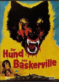 Der Hund von Baskerville (3 Disc Limited Mediabook, Blu-ray+DVD+CD, Cover C) (1959) [Blu-ray]