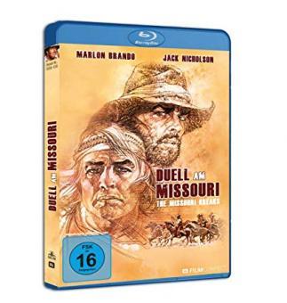 Duell am Missouri (1976) [Blu-ray]