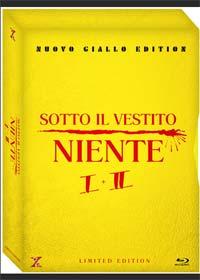 Sotto il vestito niente 1&2 (4 Disc Box, 2 Mediabooks im Schuber) [FSK 18] [Blu-ray]