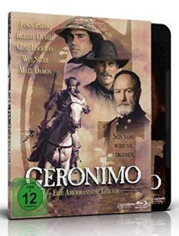Geronimo - Eine amerikanische Legende (1993) [Blu-ray]