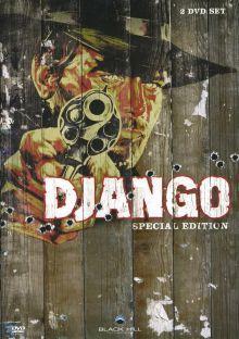 Django, sein Gesangsbuch war der Colt / Mit Django kam der Tod (Special Edition 2 DVDs) [FSK 18]