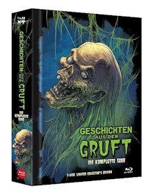 Geschichten aus der Gruft - Die komplette Serie (7 Disc Limited Mediabook, Cover A) [FSK 18] [Blu-ray]