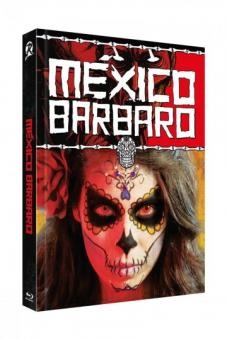 Mexico Barbaro (Limited Mediabook, Blu-ray+DVD, Cover B) (2014) [FSK 18] [Blu-ray]