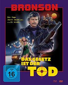 Das Gesetz ist der Tod (Limited Mediabook, Blu-ray+DVD, Cover A) (1988) [Blu-ray)