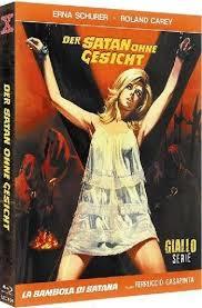 Der Satan ohne Gesicht (Limited Mediabook, Blu-ray+DVD, Cover C) (1969) [FSK 18] [Blu-ray]