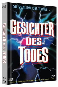 Gesichter des Todes - Faces of Death (Limited Mediabook, Blu-ray+DVD, Cover B) (1978) [FSK 18] [Blu-ray]