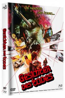 Gesichter des Todes - Faces of Death (Limited Mediabook, Blu-ray+DVD, Cover C) (1978) [FSK 18] [Blu-ray]