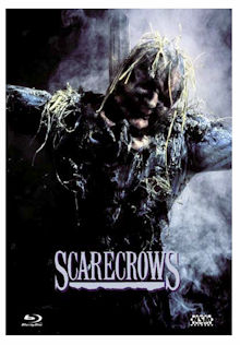 Scarecrows (Paratrooper) (Limited Mediabook, Blu-ray+DVD, Cover D) (1988) [FSK 18] [Blu-ray]