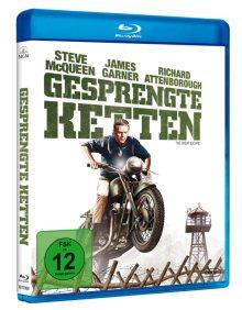 Gesprengte Ketten (1963) [Blu-ray]
