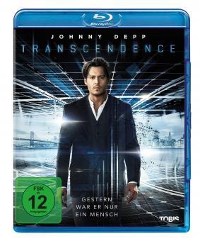 Transcendence (2014) [Blu-ray]