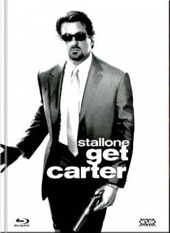 Get Carter - Die Wahrheit tut weh (Limited Mediabook, Blu-ray+DVD, Cover A) (2000) [Blu-ray]