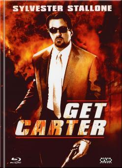Get Carter - Die Wahrheit tut weh (Limited Mediabook, Blu-ray+DVD, Cover B) (2000) [Blu-ray]
