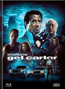 Get Carter - Die Wahrheit tut weh (Limited Mediabook, Blu-ray+DVD, Cover C) (2000) [Blu-ray]