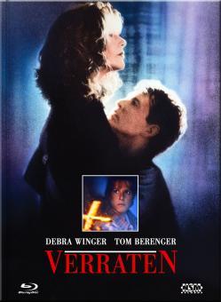 Verraten (Limited Mediabook, Blu-ray+DVD, Cover D) (1988) [Blu-ray]
