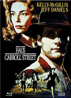 Das Haus in der Carroll Street (Limited Mediabook, Blu-ray+DVD, Cover C) (1988) [Blu-ray]