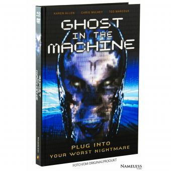 Ghost in the Machine (Limited Mediabook, Blu-ray+DVD, Cover A) (1993) [Blu-ray]