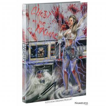 Ghost in the Machine (Limited Mediabook, Blu-ray+DVD, Cover B) (1993) [Blu-ray]