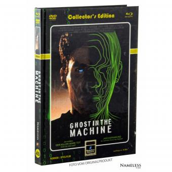 Ghost in the Machine (Limited Mediabook, Blu-ray+DVD, Cover C) (1993) [Blu-ray]