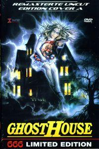 Ghosthouse (Große Hartbox, Limitiert auf 666 Stück, Cover A) (1988) [FSK 18]