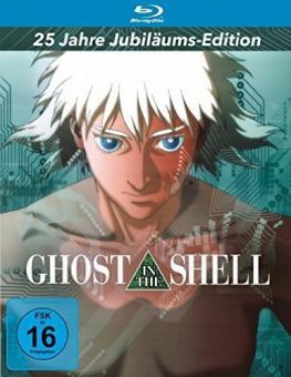 Ghost in the Shell (Mediabook) (1995) [Blu-ray]