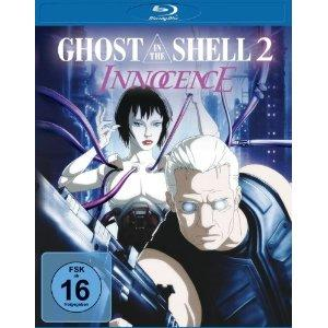 Ghost in the Shell 2 - Innocence (2004) [Blu-ray]
