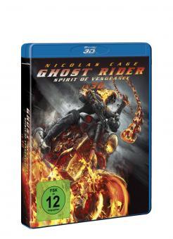 Ghost Rider: Spirit of Vengeance (2011) [3D Blu-ray]