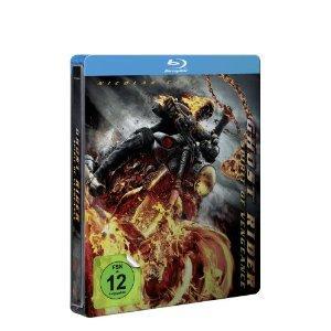 Ghost Rider: Spirit of Vengeance (Steelbook) (2011) [Blu-ray]