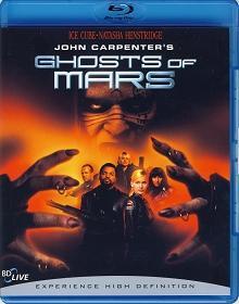 John Carpenter's Ghosts of Mars (2001) [FSK 18] [Blu-ray] [Gebraucht - Zustand (Sehr Gut)]