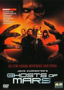 John Carpenter's Ghosts of Mars (2001) [FSK 18] [Gebraucht - Zustand (Gut)]