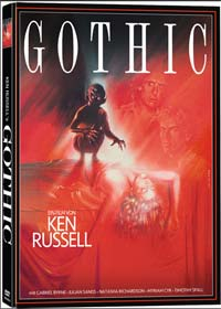 Gothic (Limited Mediabook, Cover B) (1986) [FSK 18]