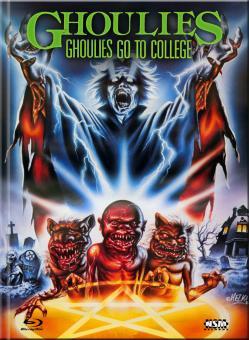 Ghoulies 3 (Limited Mediabook, Blu-ray+DVD, Cover B) (1990) [Blu-ray]