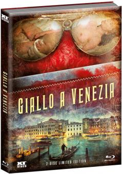 Giallo A Venezia (Limited Wattiertes Mediabook, Blu-ray+DVD) (1979) [FSK 18] [Blu-ray]