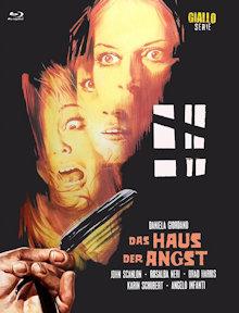 Das Haus der Angst (Limited Mediabook, Blu-ray+DVD, Cover C) (1974) [FSK 18] [Blu-ray]