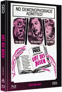 Das Gift des Bösen (Limited Mediabook, Blu-ray+DVD, Cover E) (1963) [Blu-ray]