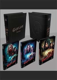 Ginger Snaps 1-3 (Lederschuber mit 3 Mediabooks) (3 Blu-ray's+3 DVDs) [FSK 18] [Blu-ray]