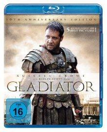 Gladiator (10th Anniversary Edition, 2 Discs) (2000) [Blu-ray]