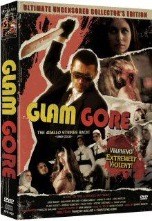 Glam Gore (Ultimate Uncensored Collector's Edition, Mediabook) (2011) [FSK 18]